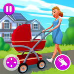 Download Mother Simulator: Virtual Baby v APK For Android