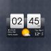 Download Sense Flip Clock & Weather v5.97.0 APK For Android