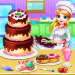 Download Sweet Bakery Chef Mania- Cake Games For Girls v5.1 APK Latest Version