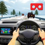 Download VR Traffic Racing In Car Driving: 360 Virtual Game v1.0.26 APK For Android