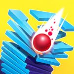 Free Download Stack Ball – Blast through platforms v1.1.8 APK