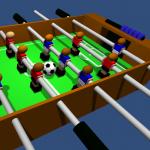 Free Download Table Football, Soccer 3D v1.20 APK