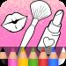 Glitter Beauty Coloring Book ❤ v1.6.6 APK Latest Version