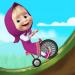 Masha and the Bear: Climb Racing and Car Games v1.2.7 APK New Version