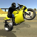 Wheelie King 3D – Realistic free  motorbike racing v1.0 APK Download For Android